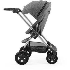 Stokke Scoot Complete - Black Melange - Lightweight & Travel Stroller