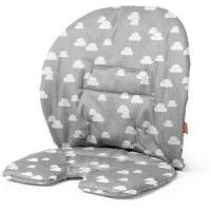 Stokke Steps Cushion - Grey Clouds - High Chairs