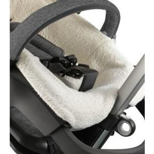 Stokke Stroller Terry Cloth Cover - White - Strollers Accessories