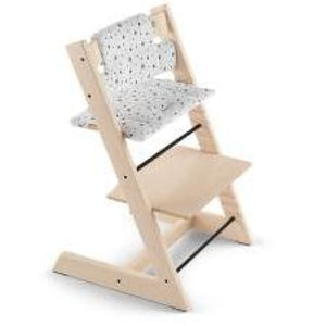Stokke Tripp Trapp Soft Cushion - White Mountains (Organic Cotton) - High Chairs