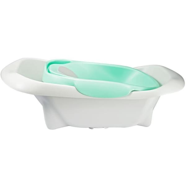 The First Years 4-in-1 Warming Comfort Tub - White - Bathtubs