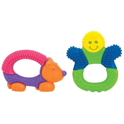 The First Years Bristle Teether Asst - Baby Toys & Activity