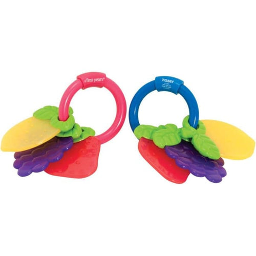 The First Years Fruity Teether Asst - Baby Toys & Activity