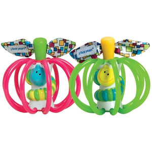 The First Years Grab Apple Asst - Baby Toys & Activity