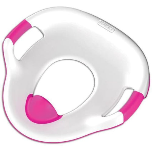 The First Years Soft Grip Trainer Seat - Pink - Potty & Trainer Seats