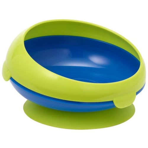 The First Years Tfy Inside Scoop Toddler Suction Bowl 1Pk - Green - Baby Feeding