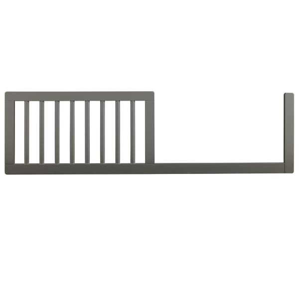 TiAmo Universal 50 Toddler Bed Conversion Guard Rail - Slate - Crib Accessories