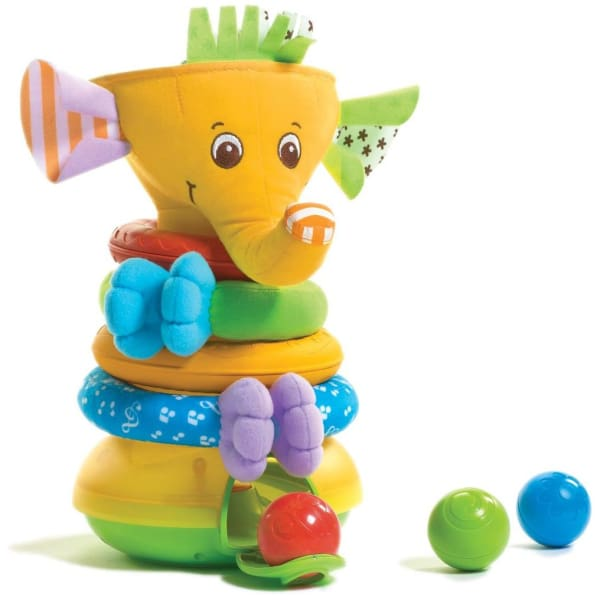 Tiny Love Musical Stack & Ball Game - Baby Toys