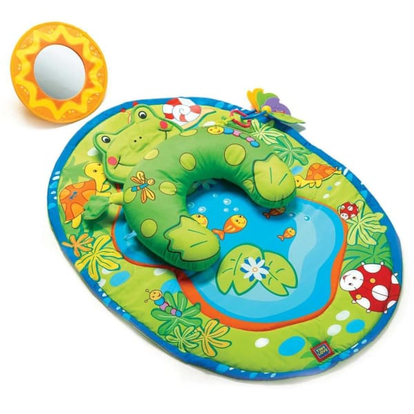Tiny Love Tummy-Time Fun - Frog - Tummy Time Mats