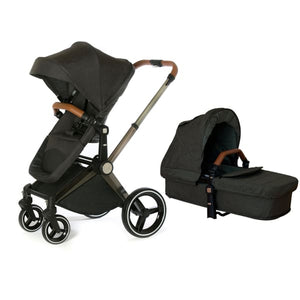 Venice Child Kangaroo Stroller - Charcoal - Convertible Stroller