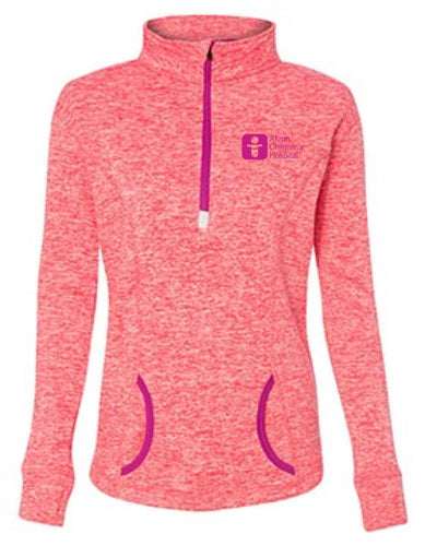 Women's Quarter Zip Pullover