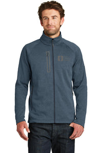 North Face Unisex Full Zip Canyon Fleece Jacket