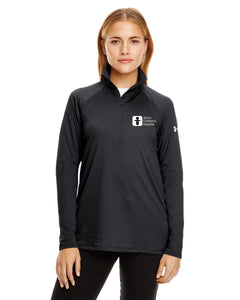 Under Armour Women's Quarter Zip Pullover