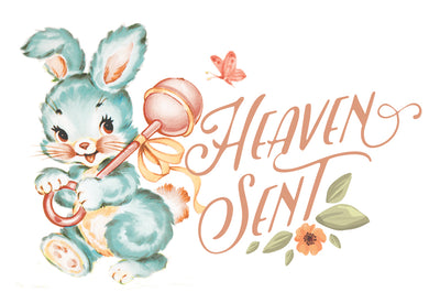 Heaven sent logo