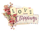 Love clippings logo