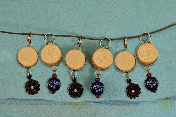 Trinkets with Glass Beads