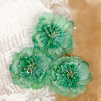Lifetime Fabric Flower Pack - Green