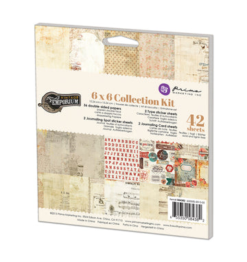 6x6 Collection Kit-Vintage Emporium 655350584382