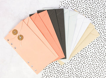 My Prima Planner Embellishments - Envelopes