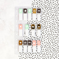 My Prima Planner Embellishments - 140 pieces