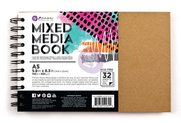 Mixed Media Book