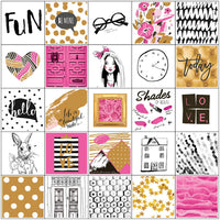 My Prima Planner Stickers - Beauty Fashion 655350593537