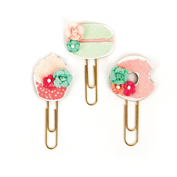 My Prima Planner Clips - Sweet Tooth 655350593674