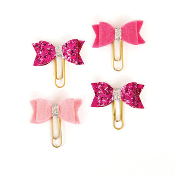 My Prima Planner Clips - Hot Punk Blush 655350593735