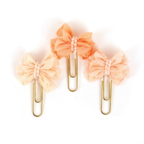 My Prima Planner Clips - Sweet Blush 655350593759