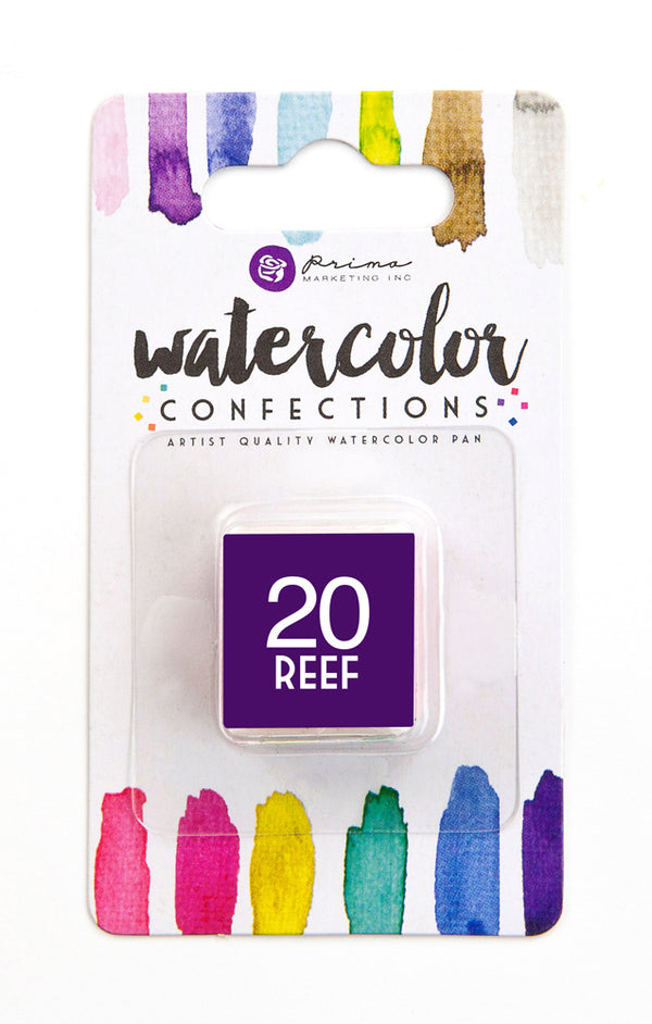 Confections Singles - 20 Reef 655350596170