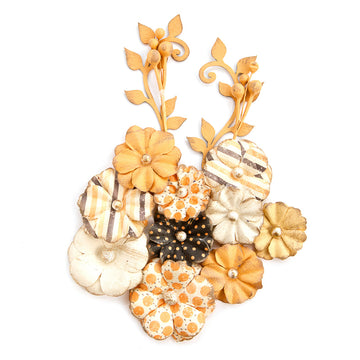 Amber Moon Flowers - Willow 655350597016