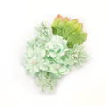 Santa Baby Flowers - Frosted Mint