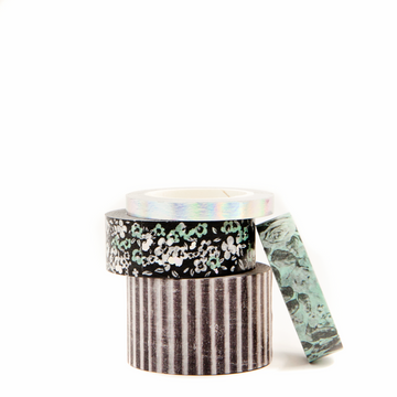 Flirty Fleur Decorative Tapes