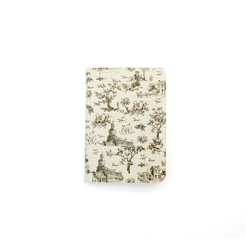 Notebook Inserts Passport Size - Oh Toile