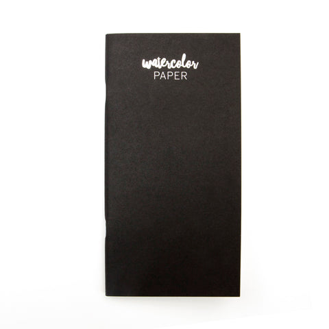 PTJ Watercolor Paper Notebook -Standard Size