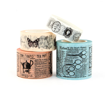 PTJ Vintage Decorative Tape