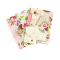 Misty Rose Passport Notebook Inserts