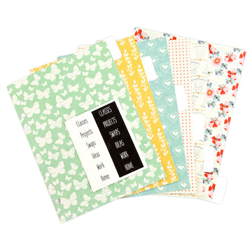 Julie Nutting Planner Dividers 655350912000