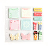 Julie Nutting  Planner Sticky Notes 655350912031