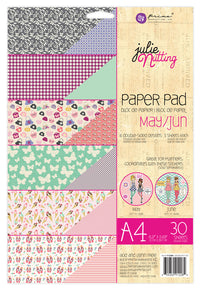 Julie Nutting  A4 Paper Pad  655350912284