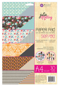 Julie Nutting  A4 Paper Pad  655350912307