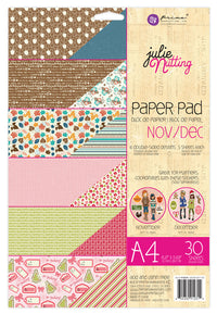 Julie Nutting  A4 Paper Pad  655350912314