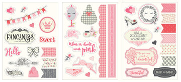 Julie Nutting - Stickers