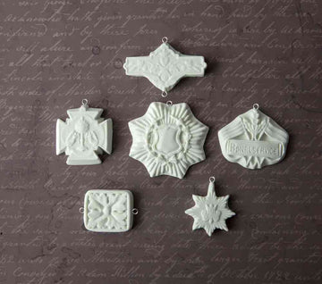 Relics & Artifacts - Archival Cast: Medallions 655350941604