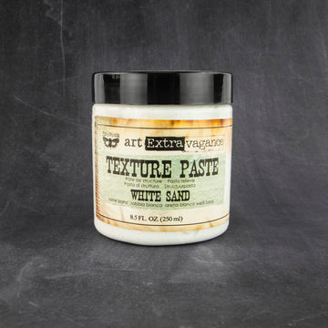 Art Extravagance- Texture Paste - White Sand (8.5 fl. oz.)
