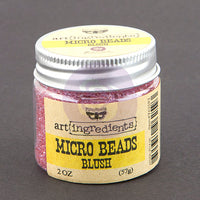 Art Ingredients-Micro Beads: Blush 57g