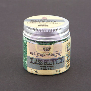 Art Ingredients-Glass Glitter: Velvet 56g