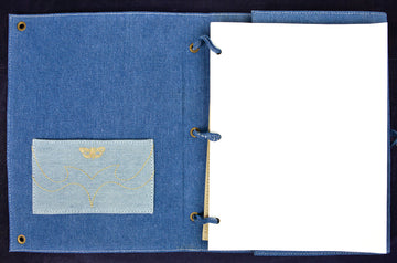 Vintage Vanity - Denim Journal