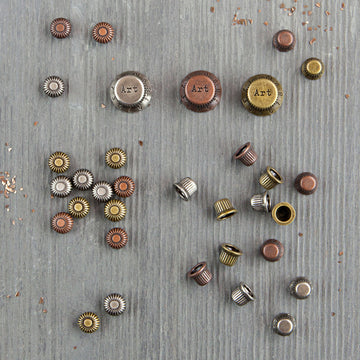 Mechanicals: Mini Knobs 33pc.