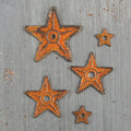 Mechanicals: Barn Stars 5pc.